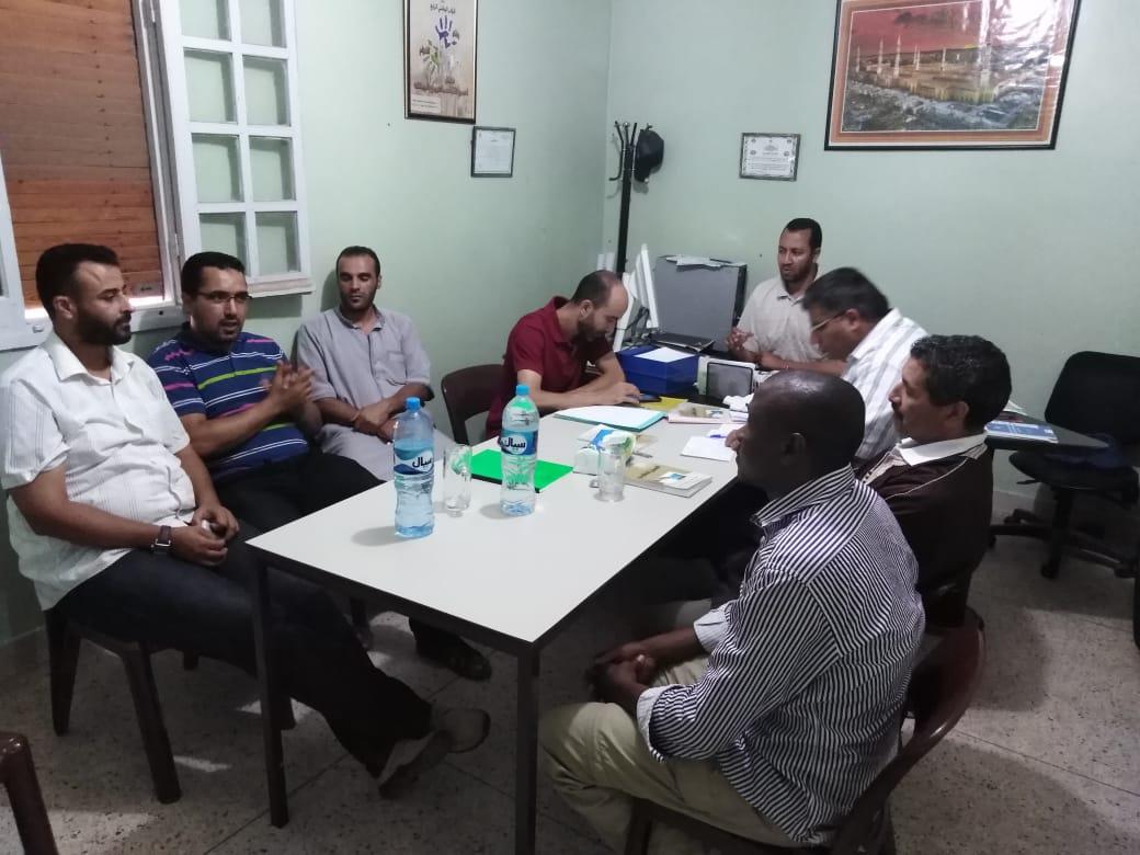 تيزنيت : المكتب الإقليمي للجامعة الوطنية لموظفي التعليم يعقد اجتماعا عاجلا على خلفية واقعة اعتقال أساتذة الزنزانة 9