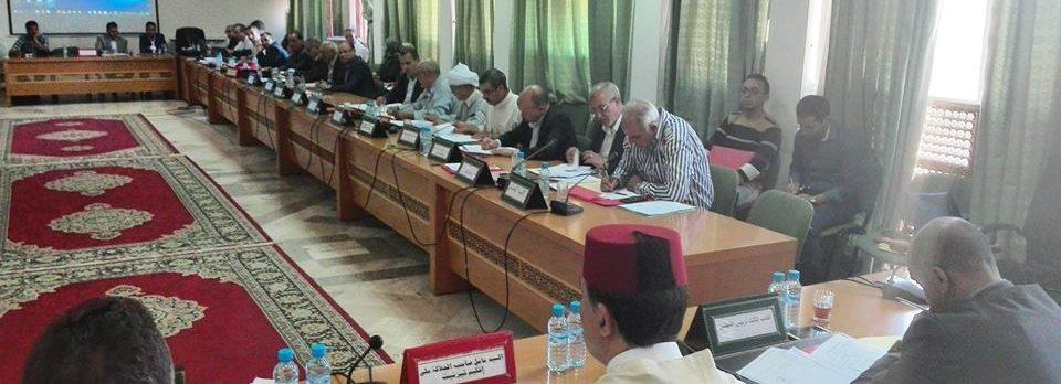 تيزنيت : المجلس الاقليمي يصادق على احداث فضاء اقليمي للتخييم باكلو