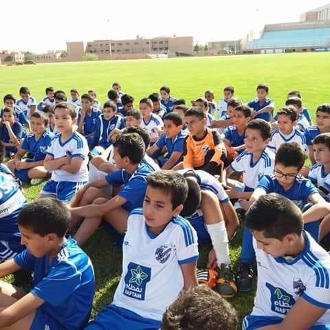 تيزنيت : إفتتاح التسجيل بمدرسة الإتحاد الرياضي أمل تيزنيت لكرة القدم