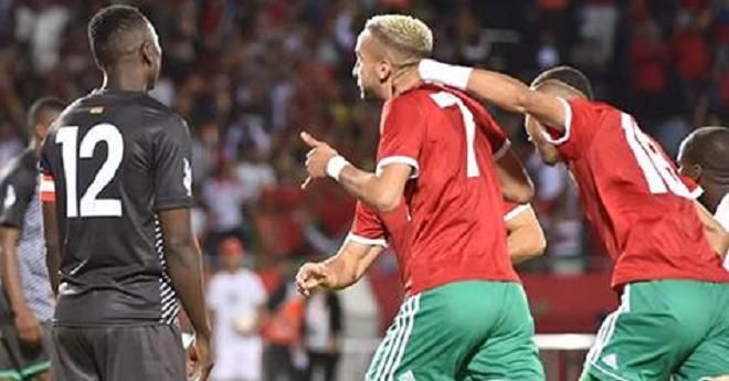 بالفيديو :أول فوز للأسود ضمن اقصائيات كأس أفريقيا للأمم على حساب مالاوي