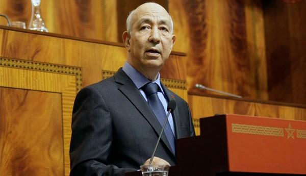 جطو يقدم أعمال المجلس الأعلى للحسابات أمام البرلمان