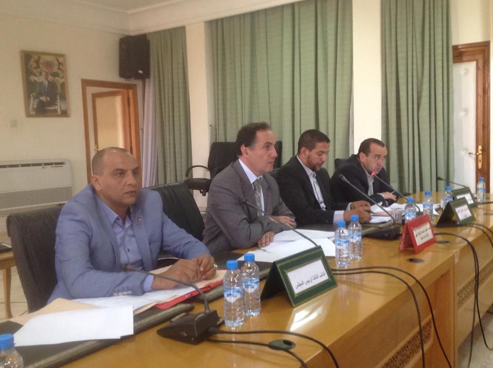 تيزنيت : المجلس الإقليمي سينفذ حصته وحصة جماعة وجان في مشروع الصرف الصحي الأيكولوجي