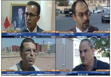 فيديو ..الصرف الصحي يوقف عشرات المشاريع السكنية بمدينة تيزنيت