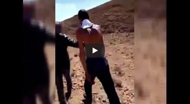 فيديو ..رعاة رحل يوثقون اعتداءاتهم على مواطن بتارودانت