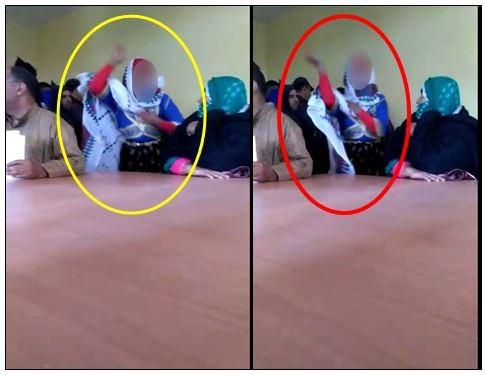 سيدي افني.. أرملة قروية توقف أشغال دورة مجلس جماعي وتصرخ :وَاكْ وَاكْ أُولاَدِي تَا يْمُوتُو !! ( فيديو )