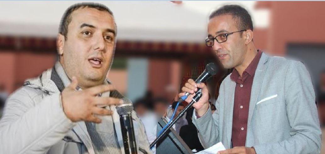 """""""حسن رزق"""" لأمكراز: أمازيغ اليوم أكثر وعيا بخطورتكم على الهوية والحضارة المغربية لأن أجندتكم خارجية وغير واضحة !!"""