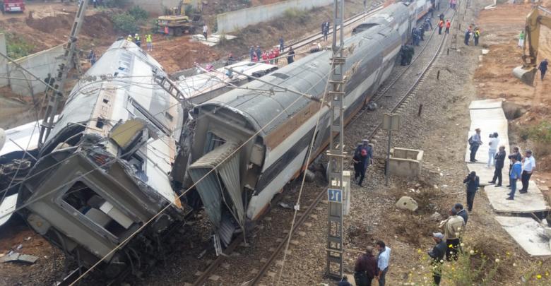 ضابط شرطة و أجنبي ضمن ضحايا فاجعة قطار بوقنادل