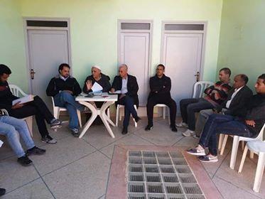 الاتحاد الاشتراكي للقوات الشعبية يجدد مكتب الفرع المحلي لأيت ابراييم