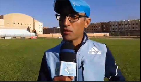 """تصريح مدرب رجاء أزيلال"""" سمير بوزيان"""" عقب تعادل فريقه مع أمل تيزتيت"""