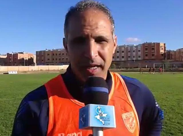 """فيديو ..تصريح """"سمير صرصار"""" مدرب أمل تيزنيت عقب نهاية مباراة فريقه وإتحاد آسا الزاك"""