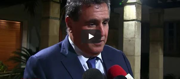 """فيديو ..هذا ما وعد به """" أخنُوش """" ساكنة سوس بعد لقائه ممثلي تنسيقيات سوس و بعض البرلمانيين عن الجهة"""
