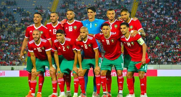 اللائحة النهائية للمنتخب الوطني لمباراته الرسمية أمام الكاميرون