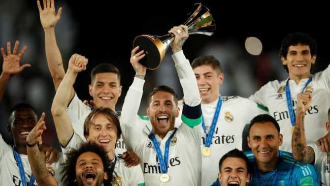 ريال مدريد يتوج بطلا للعالم على حساب العين الاماراتي