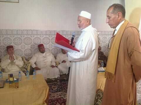 تسليم هبات ملكية كريمة لزوايا وأضرحة بإقليم تيزنيت