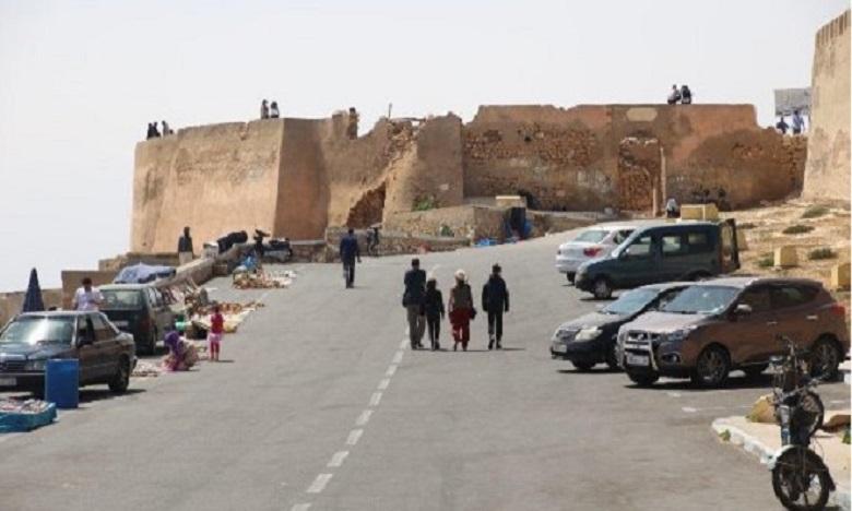 """أكادير : مقتل 3 أشخاص وإصابة آخرين بعد سقوط سيارة من """"أكادير أوفلا"""""""
