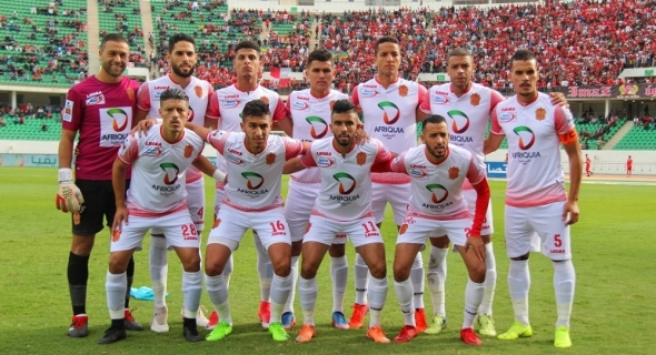 """كأس الـ """"كاف"""": الحسنية يتأهل إلى دور المجموعات لأول مرة في تاريخه"""