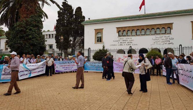 نقابة مفتشي التعليم تلتحق بالاضراب الوطني ليوم 03 يناير