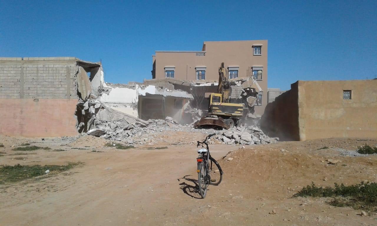 تيزنيت : جمعية دعم مسجد تمدغوست تدعو إلى المساهمة  في إعادة بناء وتوسعة مسجد تمدغوست