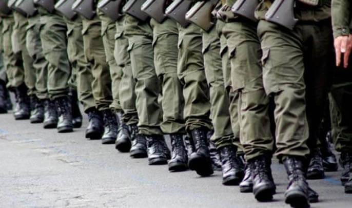 قانون التجنيد جاهز وهذا موعد استدعاء أول فوج