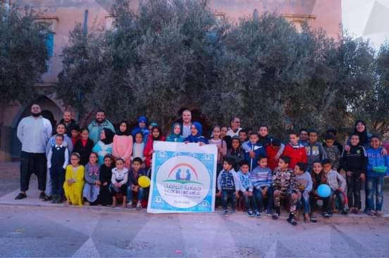 جمعية التواصل باولاد جرار تنظم أمسية ثقافية