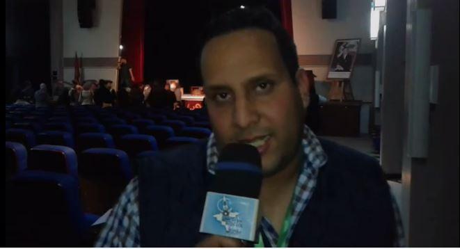 """أكادير: تصريح لــ """"عماد خليفة"""" منسق مبادرة مواهب ومبدعين 2018"""