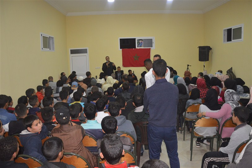 بالصور ..جمعية تمونت إرسموكن للتنمية تحتفل برأس السنة الأمازيغية  2969