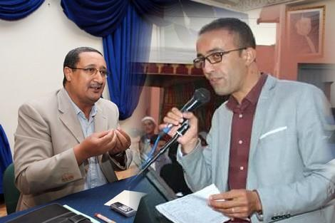 """""""رزق"""" يـــرد على الأكاديمي """"عبد الصمد بلكبير"""" : اي علاقة بين انتمائكم لليسار وللمنظومة الاسلاموية ذات المرجعية العرقية الطائفية ؟"""