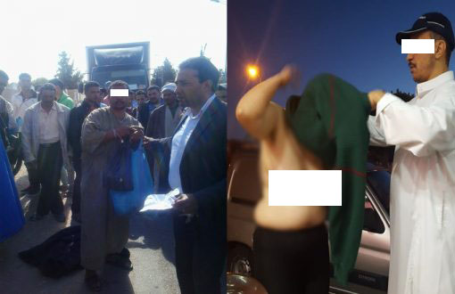 تيزنيت: امرأة تجوب الشوارع عارية ومتشرد يباغث المارة بضرباته