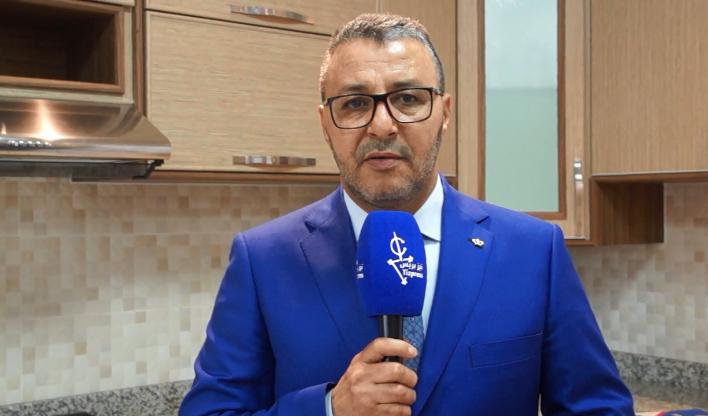 تيزنيت : تصريح للرئيس المدير العام لمجموعة شركة EURO-PVC