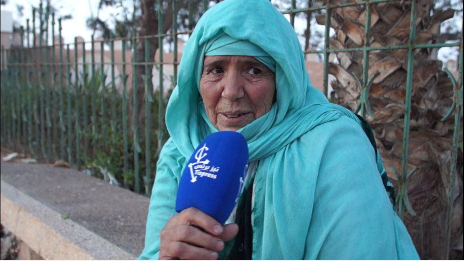 بونعمان : سيدة  تناشد المسؤولين و تجدد نداءها من أجل التدخل لإنصافها