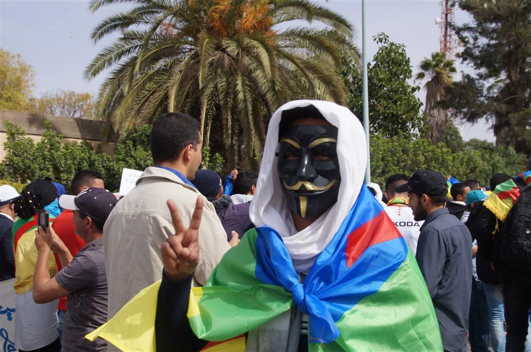 تيزنيت : أبرز اللحظات في «مسيرة التضامن مع السيحل »