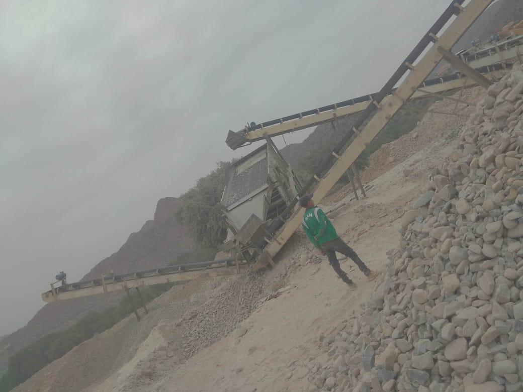 تيزنيت :استغلال مقلع بدون «ترخيص» و أمام أعين السلطات يُؤجج غضب مواطنين بجماعة إثنين أداي