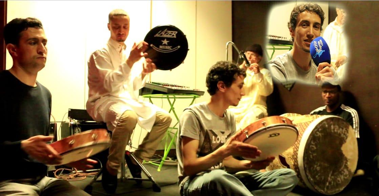 """باريس: """" أحواش سبيريت """" فرقة شبابية ..تَشُقُّ طَريقَها بِبلاَدِ المَهْجر نَحْو التَّألُّق"""