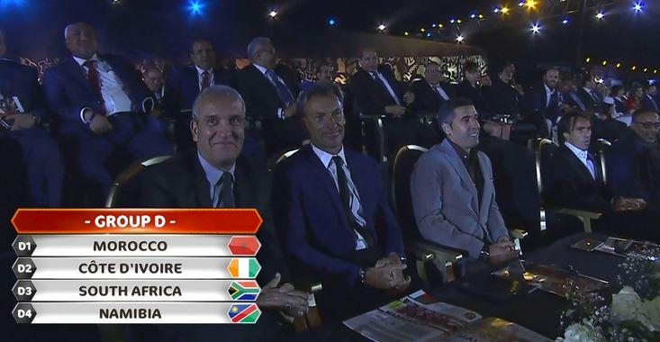 """قرعة كأس إفريقيا 2019 . . المنتخب المغربي في مجموعة """"حديدية"""""""