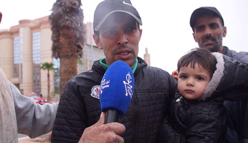 تيزنيت : مشروع عوينة الزبدة يدخل النفق المسدود..و الساكنة تخرج للإحتجاج و تناشد عامل الإقليم