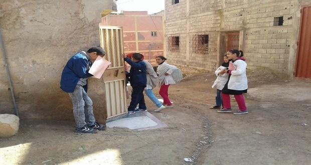 انطلاق عملية من الطفل إلى الطفل لمحاربة الهدر المدرسي