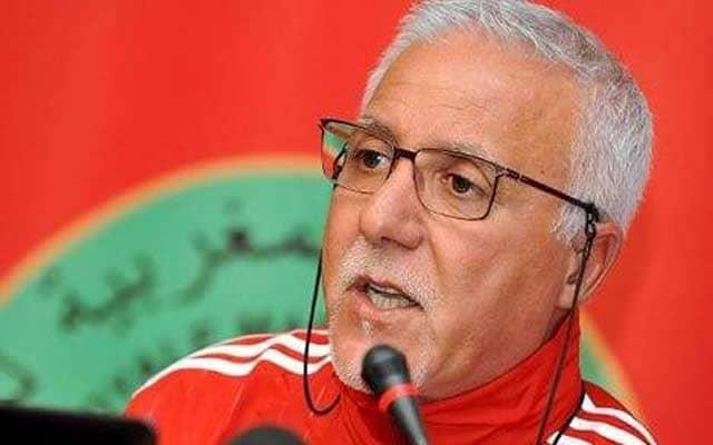 """الـ """"FRMF"""" تعفي المدير التقني ناصر لارغيت من مهامه"""
