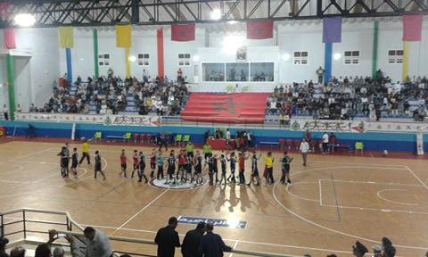 تيزنيت: نتائج الجولة الثانية للأدوار النهائية لبطولة المغرب لكرة اليد