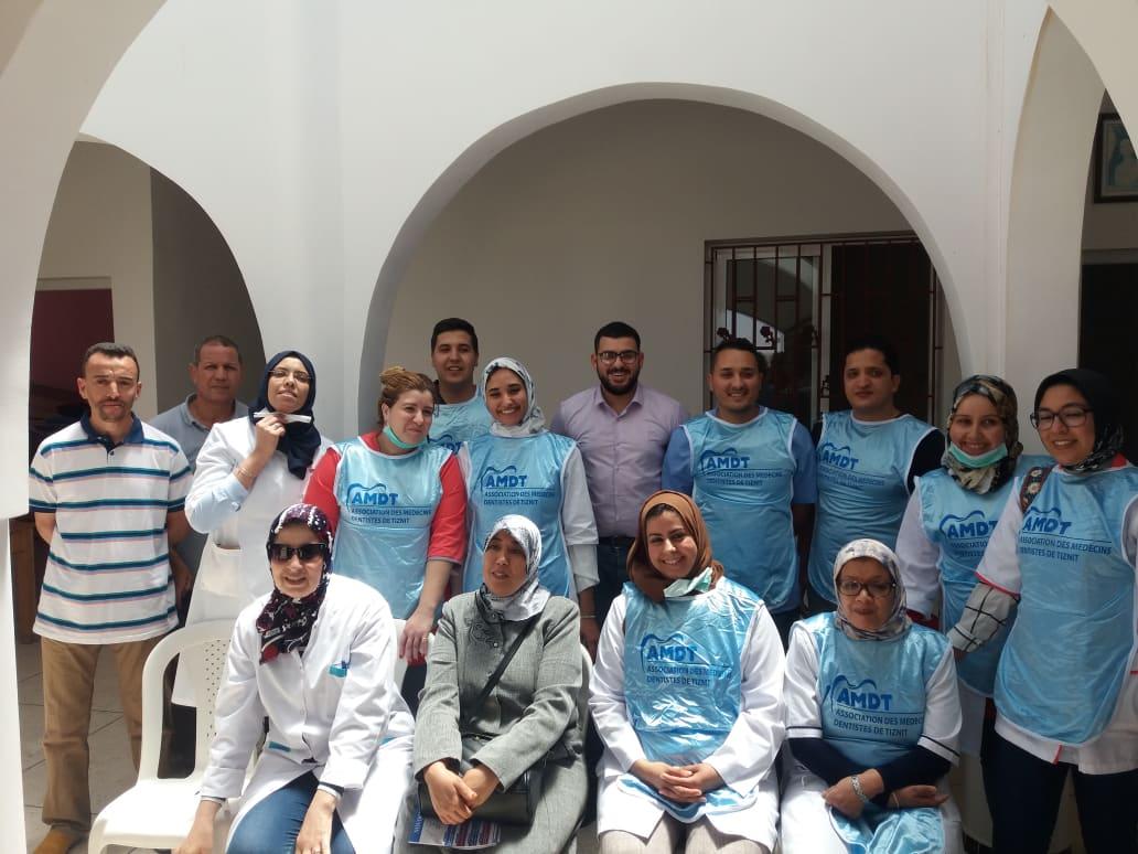 المعدر الكبير : بالصور ..أزيد من 100 مستفيد من حملة طبية متخصصة في طب الأسنان بدوار الدشيرة