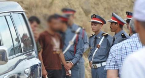سيدي إفني : درك لاخصاص يسقط عصابة مختصة في اعتراض السبيل والسرقة