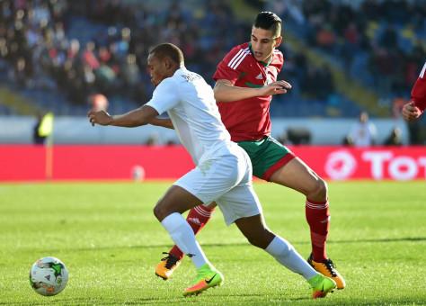 هذه القنوات الناقلة لمباراة المنتخب الوطني المغربي وناميبيا