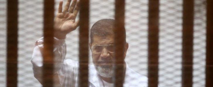 وفاة الرئيس المصري محمد مرسي أثناء محاكمته