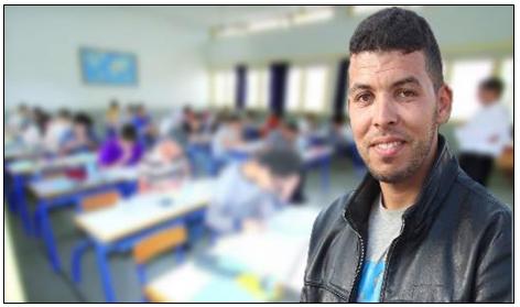 """أولاد جرار : الكاتب المحلي لحزب البيجدي يستنكر  ما وصفه بـــ """"الاستفزازات المتواصلة"""" للجن الاقليمية لزجر غش """" البكالوريا """" بالثانوية التأهلية السلام"""