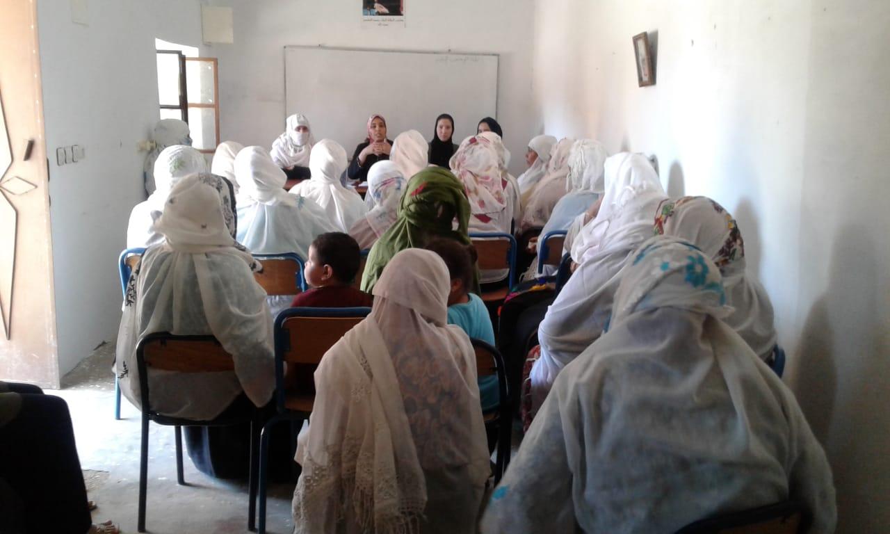 النسيج الجمعوي بوجان يتعزز بجمعية إشراقة أمل النسوية.