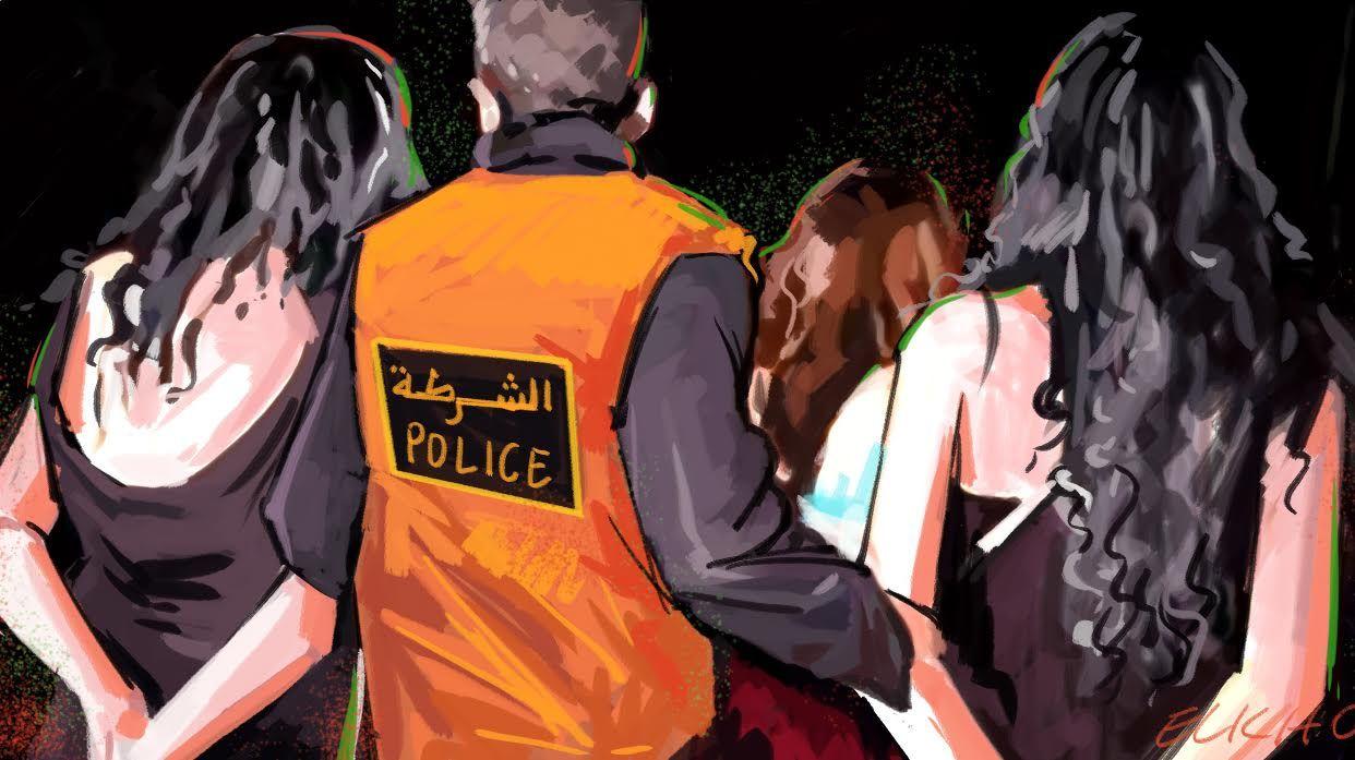 ممتهنات الدعارة بتطوان يحتجن و ينتقدن الحملات الأمنية ويطالبن بتقنين أقدم مهنة في التاريخ!!