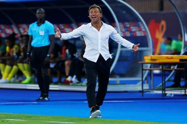 استقالة رونار من تدريب المنتخب المغربي لكرة القدم