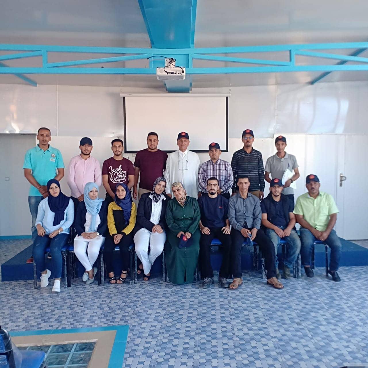 الجمعية المغربية للإغاثة المدنية تؤسس فرعها بتيزنيت