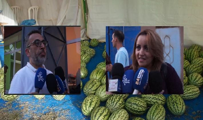 فيديو : ارتسامات رئيس المجلس الإقليمي و نائبة رئيس الجهة حول فعاليات الدورة الــ 4 لمهرجان دلاح إرسموكن