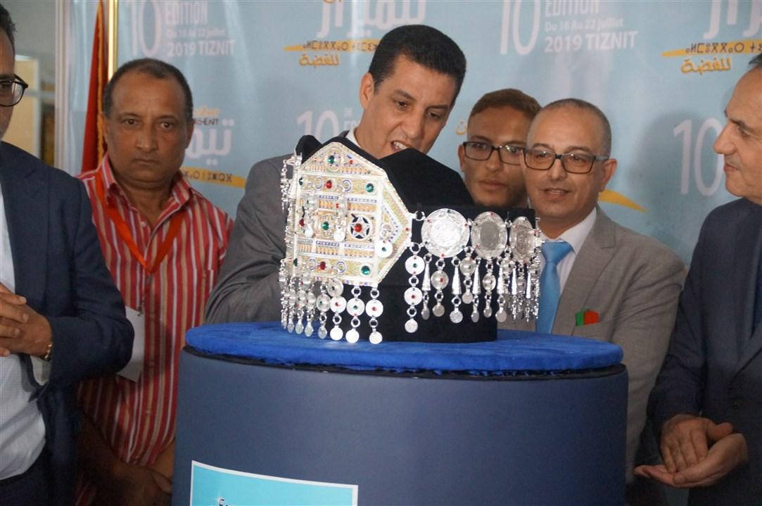 تيزنيت : مراسيم افتتاح مهرجان تيميزار في موسمه العاشر و ارتسامات بعض العارضين الأجانب