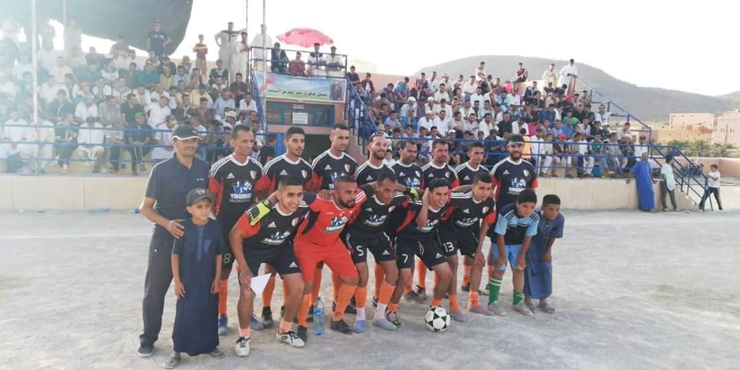 """تيغمي : بالصُّور ..افتتاح دوري """" أدرار"""" لكرة القدم"""